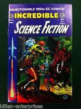 Incredible Science Fiction #9 Comic Book Gemstone EC 1994