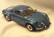 Renault Alpine a110 1800S solido 1/18