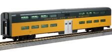 Kato 35-6037 HO Scale C&NW /Chicago & North Western Bi-Level 4 Window Coach