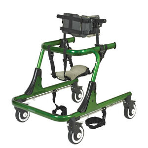 Drive TK 1070 S Trekker Gait Trainer Hip Positioner and Pad, Small