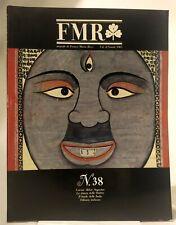 FMR Rivista di FRANCO MARIA RICCI n.38