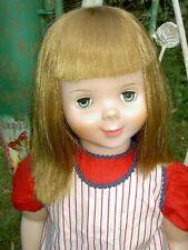 "Rare 1959 American Character 34"" Linda Betsy McCall doll, All Original."