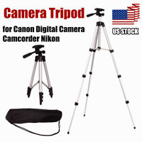Professional Aluminum Camera Tripod Camcorder Stand for Digital Camera Nikon US