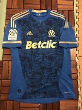 Marseilles 2011-12 France Ligue 1 Away shirt #28 Valbuena   M