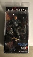 Gears of War Series 1 Marcus Fenix 2008 NECA