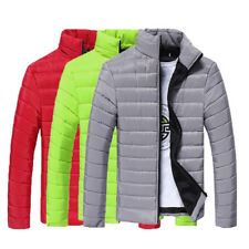 Ragazzi uomini sci neve giorno caldo collare sottile Zip inverno Outwear Giacca