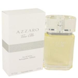 Azzaro Pour Elle by Azzaro perfume edp 2.5 oz New in Box