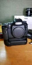 Canon EOS 7D 18.0MP Digital SLR Camera - Black (Body Only)  Lens and assessories