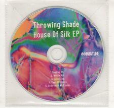 (HN781) Throwing Shade, House Of Silk EP - DJ CD