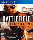 Battlefield Hardline (Sony PlayStation 4, 2015) BRAND NEW PS4 video game