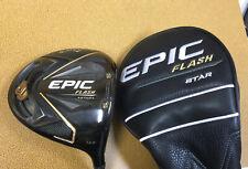 Callaway Epic Flash Star Driver 12' 🔥 Attas A-Flex. New Winn Grip 🔥 9.5/10 🔥