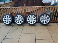 bmw mini 17 alloy wheels genuine mini alloys