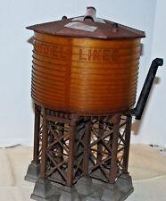 LIONEL VINTAGE POSTWAR ORIGINAL  #30 OPERATING WATER TOWER--GOOD CONDITION