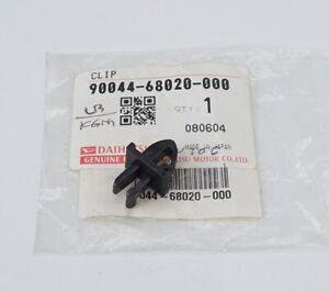 DAIHATSU F70 TAFT ROCKY GRILL GRILLE CLIP LOCK 1PCS GENUINE