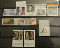 WEST GERMANY #1903//1932, B790-1 MNH F-VF COLLECTION FROM 1995 ALL COMPLETE SETS