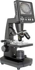 Bresser Optik LCD Micro Digital-Mikroskop 500 x Auflicht, Durchlicht