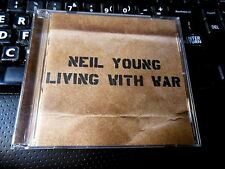Living with War by Neil Young (CD, May-2006, Reprise)