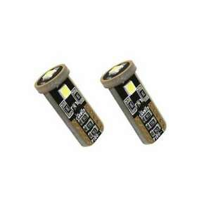 LED PARKERS W5W ERROR FREE LIGHTS 2PCS SUITABLE FOR VW GTI T10 WHITE SMD