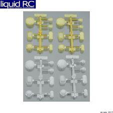 Axial Racing AX80049 Axial LED Lens Set - Yellow/Clear (4pcs)
