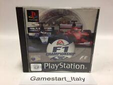 F1 CHAMPIONSHIP SEASON 2000 - SONY PS1 - VIDEOGIOCO USATO - PAL FORMULA 1 PSX