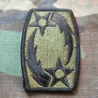 Army Abzeichen 69 Air Defense Artillery Brigade für die Woodland BDU Uniform