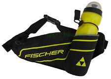 Fischer Hüfttasche - mit 1 Trinkflasche - schwarz / gelb - Drinkbelt
