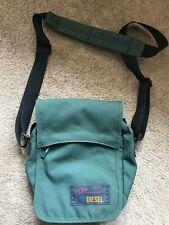 DIESEL Pouch - Rare Vintage Item - Shoulder Bag Carry Bag Unisex