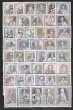 POLAND POLEN POLOGNE POLISH KINGS 44 stamps  cplt set 1986-2000