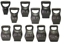 Ader Single Hand Press Russian kettlebells- 10-75lb