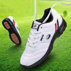 Golf Shoes Waterproof Breathable Lightweight Non-slip Shoes Sport Sports Z6P0