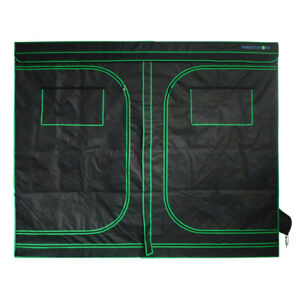 ProGrow™ Reflective Grow Tent 600D Hydroponics Indoor Growing (6'x4'x6.7')