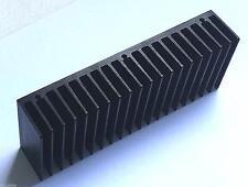 1pcs Aluminum Heatsink for LM3886 TDA7294 SK3875 amp DIY 160*62*32mm
