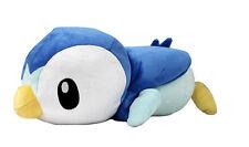 "JUMBO Pokemon PIPLUP Plush Doll Trainers Choice TOMY Poke Toy Gift 18"" RARE"
