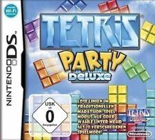 Nintendo DS Spiel - Tetris Party DeLuxe mit OVP