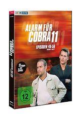 """ALARM FÜR COBRA 11 """"STAFFEL 4 & 5"""" 3 DVD NEU"""