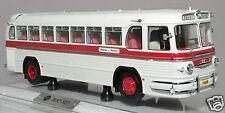 1/43 DIP Models 112706 russian soviet bus ZIS 127 Riga-Leningrad 1958 CCCP USSR