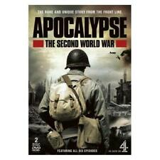 Apocalypse The Second World War Region 4 New DVD (2 Discs)