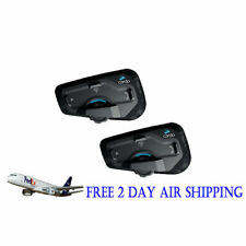Cardo FREECOM 4 PLUS 4-Way Motorcycle Bluetooth Communication System JBL Dual