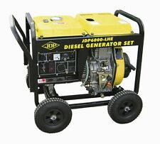 Sigma 7000 Watt Open Frame Diesel Generator with Electric Start In Stock Miami