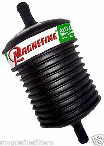 """Magnefine 1/2"""" Inline Magnetic Transmission Filter"""