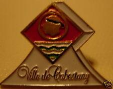 Ville-de-Cabestany - French Hat Lapel Pin HP5643