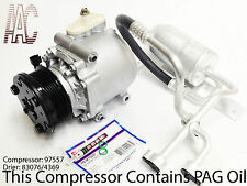 2003-2006 FORD EXPEDITION, LINCOLN NAVIGATOR USA REMAN A/C COMPRESSOR KIT W/WRTY