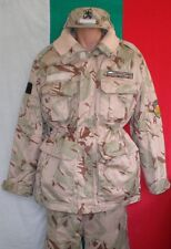"Bulgarian Army DESERT Pattern ""SAHARA"" CAMOUFLAGE UNIFORM mod. 2004"