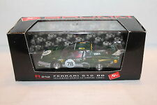 BRUMM R212 Ferrari 512 BB 1980 Scuderia EMKA @ Le Mans 24 Hours - 1/43 model car