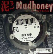"""Mudhoney & Gas Huffer - split 7"""" shaped vinyl"""
