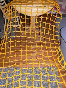 """1/2"""" Playground Climbing CARGO NET Rope MADE TO ORDER SQ. Foot Price Please READ"""