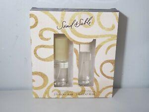 Sand & Sable by Coty for Women 2 Piece Set 2.0 oz Spray + 1.0 oz Spray