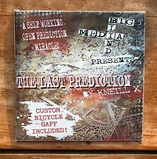 The Last Prediction - Kneill X and Big Blind Media card magic Dvd