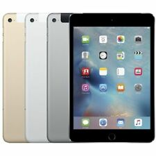 Apple iPad Mini 3 Wi-Fi + Cellular 16GB 64GB 128GB - Space Gray - Gold - Silver