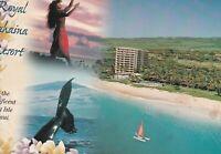 Royal Lahaina Resort Maui, Hawaii Unposted